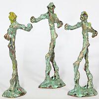 "Kunst Skulptur ""Orator"" 22 cm Unikat Andreas Loeschner-Gornau"