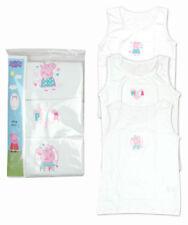Sous-vêtements blancs pour fille de 4 à 5 ans