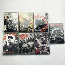 Sons of Anarchy: The Complete Series seasons 1-7 (DVD 30-discs box set , 2015)