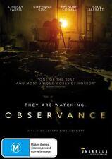 Observance - Brendan Cowell