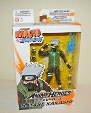 "Bandai Anime Heroes Naruto Shippuden Kakashi 6"" Action Figure *Brand New*"