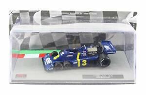 Deagostini Diecast 1:43 F1 Scale Model - Jody Scheckter F1 Tyrrell P34 Race Car