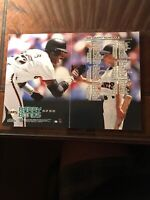 1998 San Francisco Giants Baseball Schedule Barry Bonds 26 Of 3000 Sports Ill