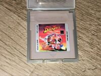 Ducktales w/Case Nintendo Game Boy Cleaned & Tested Authentic