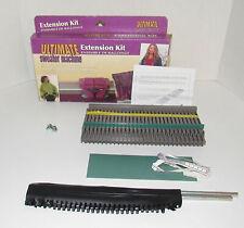 Bond Ultimate Sweater Machine Extension Kit 30 Needles Xxxl Capacity Unused