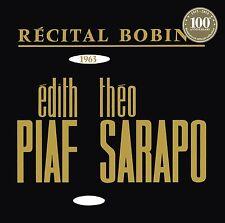 EDITH PIAF - BOBINO1963:PIAF ET SARAPO (REMASTERISÉ EN 2015)  VINYL LP NEU