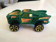 McDonalds Happy Meal 2013 Hot Wheels 3 Baja Truck green