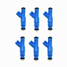 Bosch 24lb Upgrade 5L3E-A6C Fuel Injector Set (6) for Ford F-150 4.2L V6