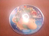 Nintendo Wii Disc Only Tested Super Mario Galaxy 2 Ships Fast