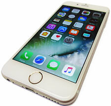 Unlocked Apple iPhone 6s 128GB White / Gold iOS 10.3.1 4G GSM Grade A A1688