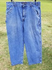 Levis Silvertab Carpenter Jeans Blue Denim 38x32 Actual 39x31