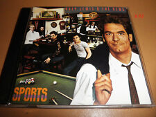 HUEY LEWIS & the NEWS cd SPORTS hits HEART OF ROCK & ROLL want new drug IF THIS