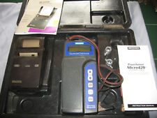 MIDTRONICS DIAMLER CHRYSLER POWER SENSOR MICRO 420 W / PRINTER BATTERY ANALYZER