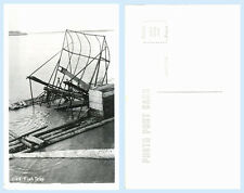 Fish Trap Pacific Northwest - Alaska Real Photo Postcard RPPC