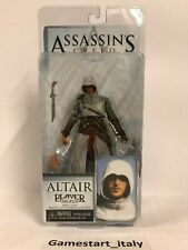ASSASSIN'S CREED ALTAIR - ACTION FIGURE - OFFICIAL NECA & UBISOFT - NEW NUOVO