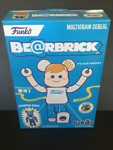 Funko x Medicom Bearbrick Cereal. DesignerCon 2018 Exclusive. Limited to 3000?