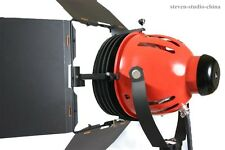 Pro 800w Red Head Light with cooling frame + 2x Bulbs studio video film lighting