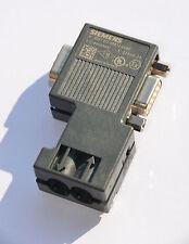 Siemens Simatic Connettore Profibus con porta PG 6ES7 972-0BB12-0XA0 -- NUOVO --