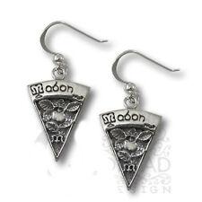 Dryad Designs Silver Sabbat Mabon Earrings by Paul Borda Wiccan