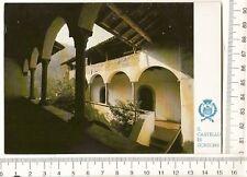 CARTOLINA CASTELLO GORZONE DARFO BOARIO TERME F9689