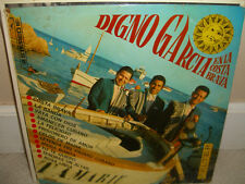 Digno Garcia Y Sus Carios - En La Costa Brava - Rare LP in Good Conditions L5