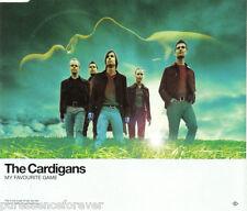 THE CARDIGANS - My Favourite Game (UK 3 Tk CD Single Pt 1)