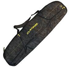 Dakine Unisex Snowboard Padded Waterproof Bag Camouflage Lime Green 157cm