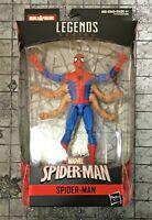 2019 Marvel 6 inch Legends 6 Arm Spider-Man BAF Kingpin Wave