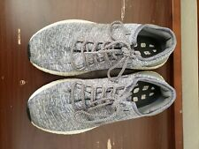 82a754be9cf41 Adidas Gray PureBoost Running Shoes BA8900 shoe size 11.5 boost