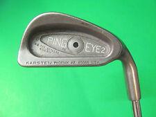 "39"" Ping Eye 2 Black Dot #2 Iron. ZZ Lite Steel Shaft."