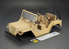 Killerbody 1/10 Crawler WARRIOR Karosserie Military Desert RTU SCX10 KB48447