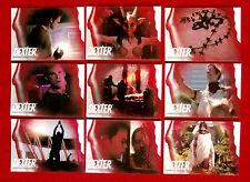 DEXTER - Seasons 5 & 6 - DOOMSDAY KILLER CHASE SET - Breygent Marketing 2014