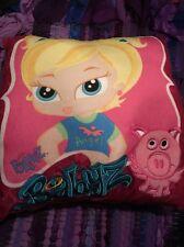 New Bratz Babyz Cloe & Pink Pig 3D Pillow