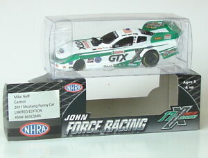 Mike Neff GTX 2011 Ford Mustang Funny Car Action Lionel ARC 1:64 Funny NHRA