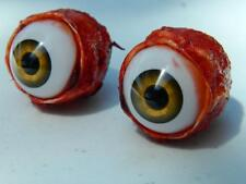 Halloween Prop Realistic Life Size Pair of Eye Poppers for skull, masks -  FE01