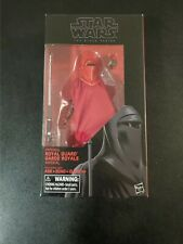 Star Wars Black Series Royal Guard #38