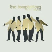 Temptations - Their Very Best (NEW CD)