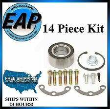 For Mercedes-Benz 190D 190E 260E 300CD 300CE 300D C220 Wheel Bearing Kit NEW