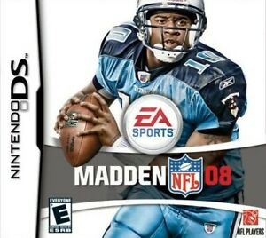 Madden NFL 08 - Nintendo DS Game - Game Only