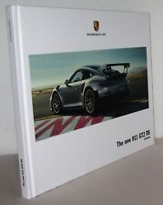 PORSCHE, THE NEW 911 GT2 RS Unyielding, HDC 2018 with Exclusive Poster, book