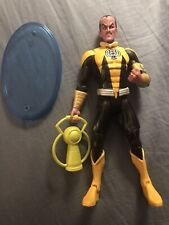 "Sinestro DC Universe Classics wave 20 loose 6"" Yellow Lantern Corps W/ Stand"