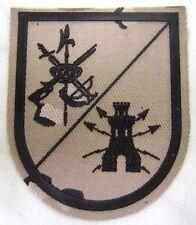 Spanische Legion Ärmelabzeichen Tarnmuster Legión Española 2. Kompanie