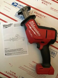 BRAND NEW Milwaukee 2719-20 M18 FUEL Hackzall Reciprocating Saw (Tool Only)