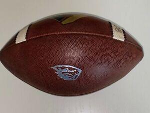 2014 Oregon State Beavers Game Used Nike Vapor One NCAA Football University OSU