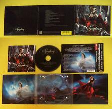 CD SARAH BRIGHTMAN Symphony 2007 Europe MANHATTAN RECORD  DIGIPACK no lp (CS44)