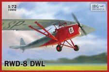 IBG 1/72 RWD-8 DWL Polish trainer plane (civilian version) # 72502
