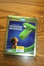 The Good Dinosaur (Blu-ray/DVD, 2016, Includes Digital Copy & 3D) -3D Slipcover!