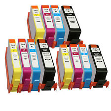 12 HP 364 XL Cartuchos de tinta para PhotoSmart 5520 5510 6520 7520 b110a Con Chips
