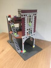 Playmobil 9219 Ghostbusters Firehouse Hq Headquarters Figures Accessories Ghost