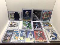 Chargers 40 Card Lot, Autos, Mem, SP, Herbert, Rookies, Inserts